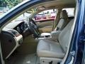 Front Seat of 2011 300 C Hemi AWD