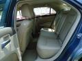 Rear Seat of 2011 300 C Hemi AWD