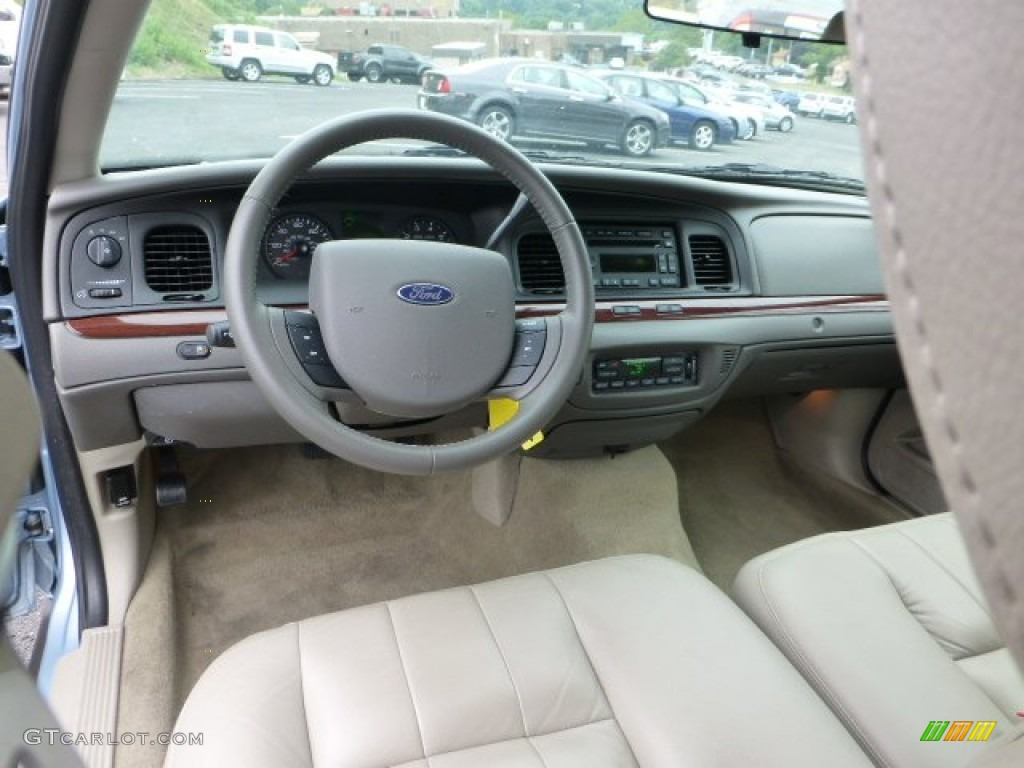 2011 Ford Crown Victoria Lx Dashboard Photos