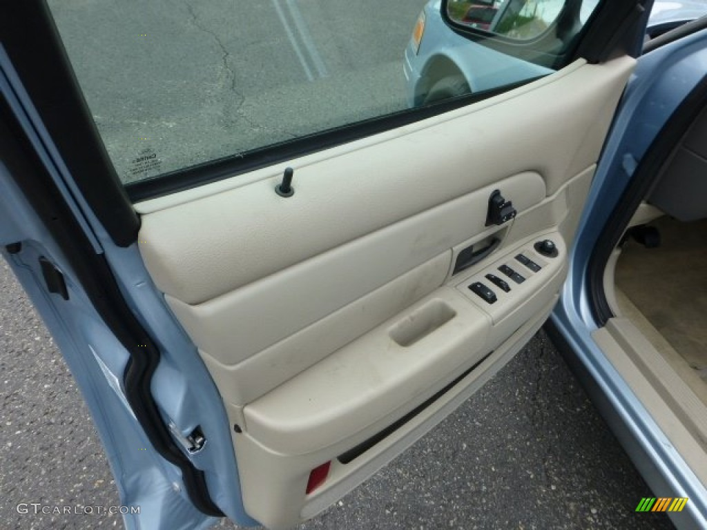 2011 Ford Crown Victoria Lx Door Panel Photos