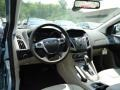 2012 Frosted Glass Metallic Ford Focus SEL Sedan  photo #10