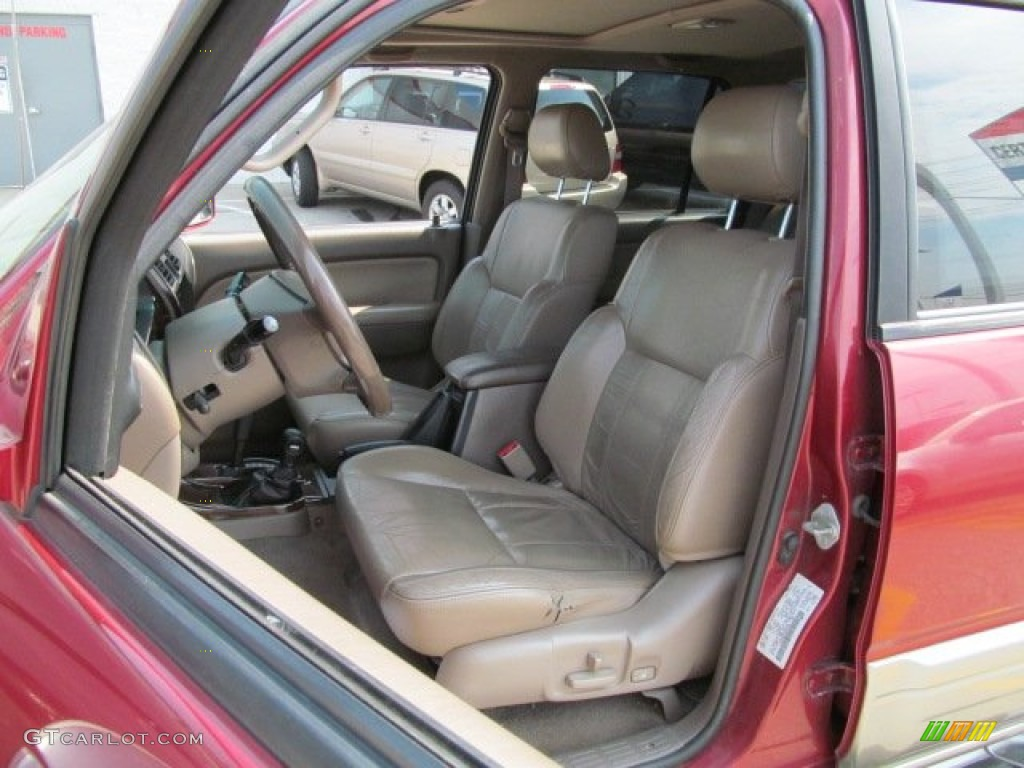 2001 Toyota 4runner Limited 4x4 Interior Photo 68168457