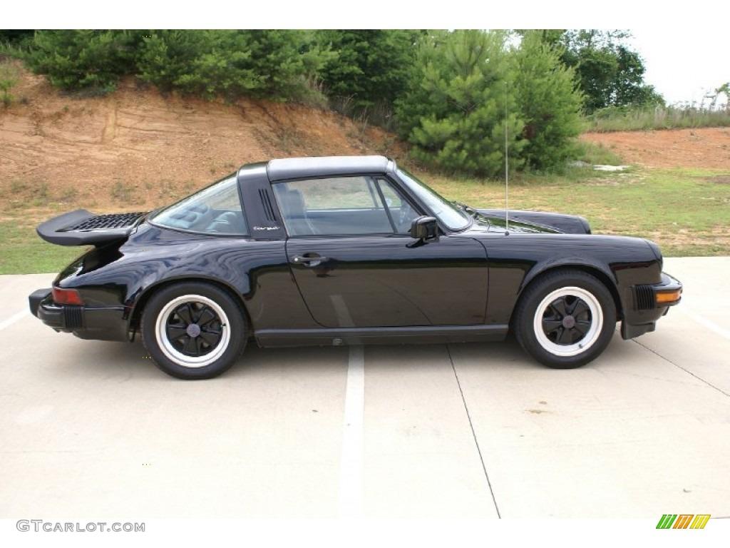 Black 1984 Porsche 911 Carrera Targa Exterior Photo 68173479 Gtcarlot Com