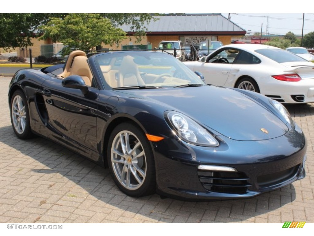 2013 dark blue metallic porsche boxster 68152882 photo 3. Black Bedroom Furniture Sets. Home Design Ideas