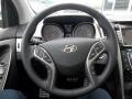 Black Steering Wheel Photo for 2013 Hyundai Elantra #68183994