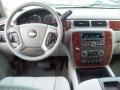 2012 Blue Granite Metallic Chevrolet Silverado 1500 LTZ Crew Cab 4x4  photo #7
