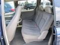Taupe Rear Seat Photo for 2001 Chrysler Voyager #68204958