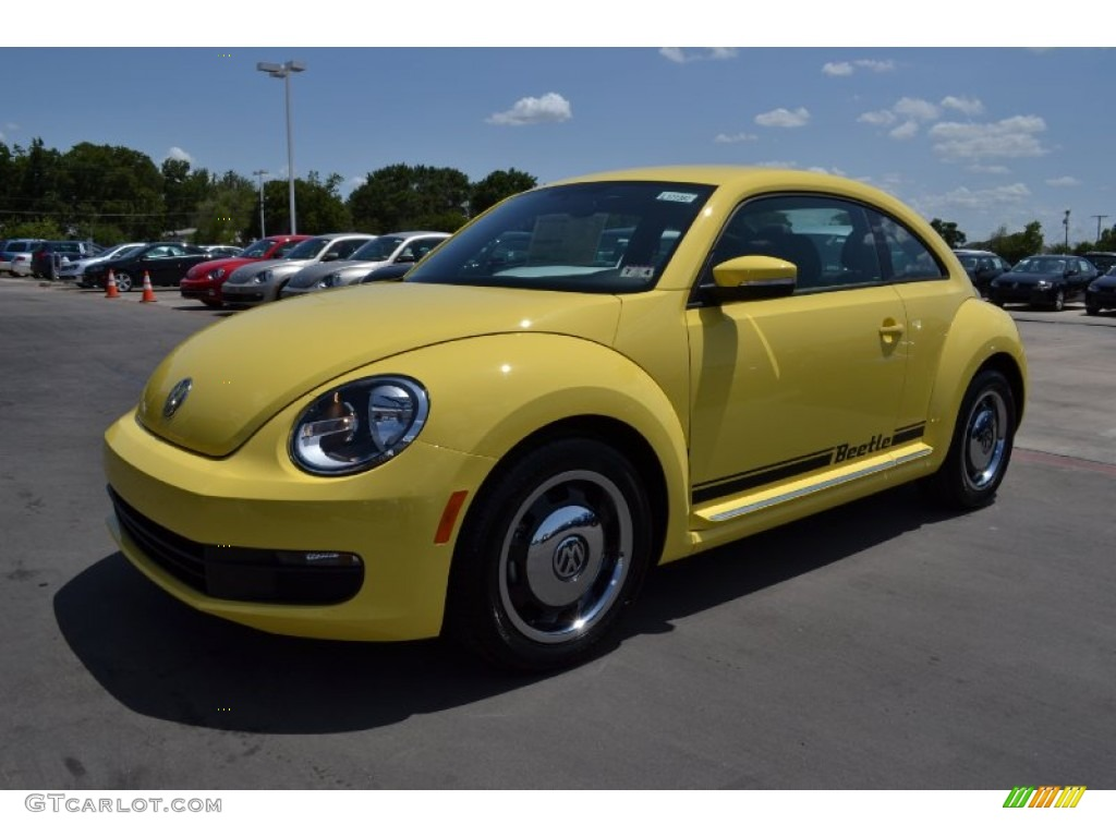 saturn yellow volkswagen beetle   gtcarlotcom car color galleries