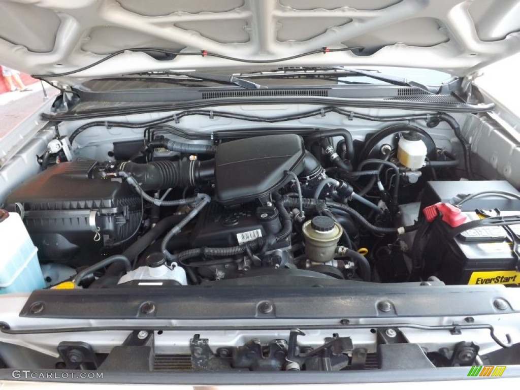 2006 Toyota Tacoma Prerunner Access Cab 2 7 Liter Dohc 16