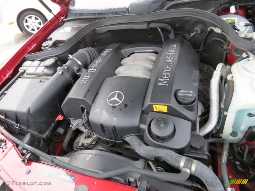 2002 mercedes clk 320 cabriolet engine photos gtcarlot