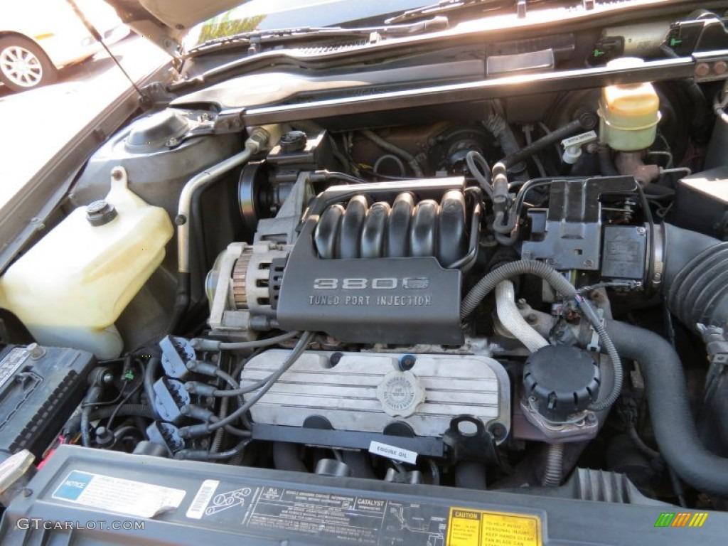 1993 Pontiac Bonneville Se 3 8 Liter Ohv 12