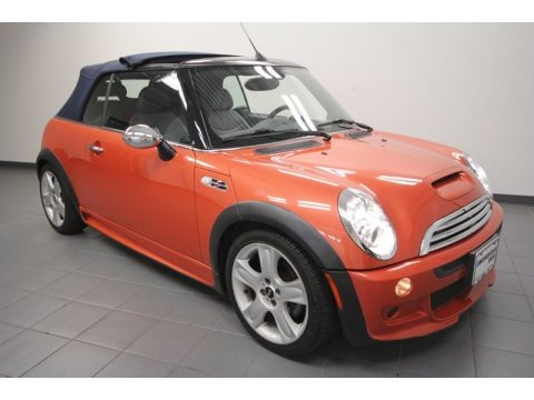 2005 mini cooper s convertible data info and specs. Black Bedroom Furniture Sets. Home Design Ideas