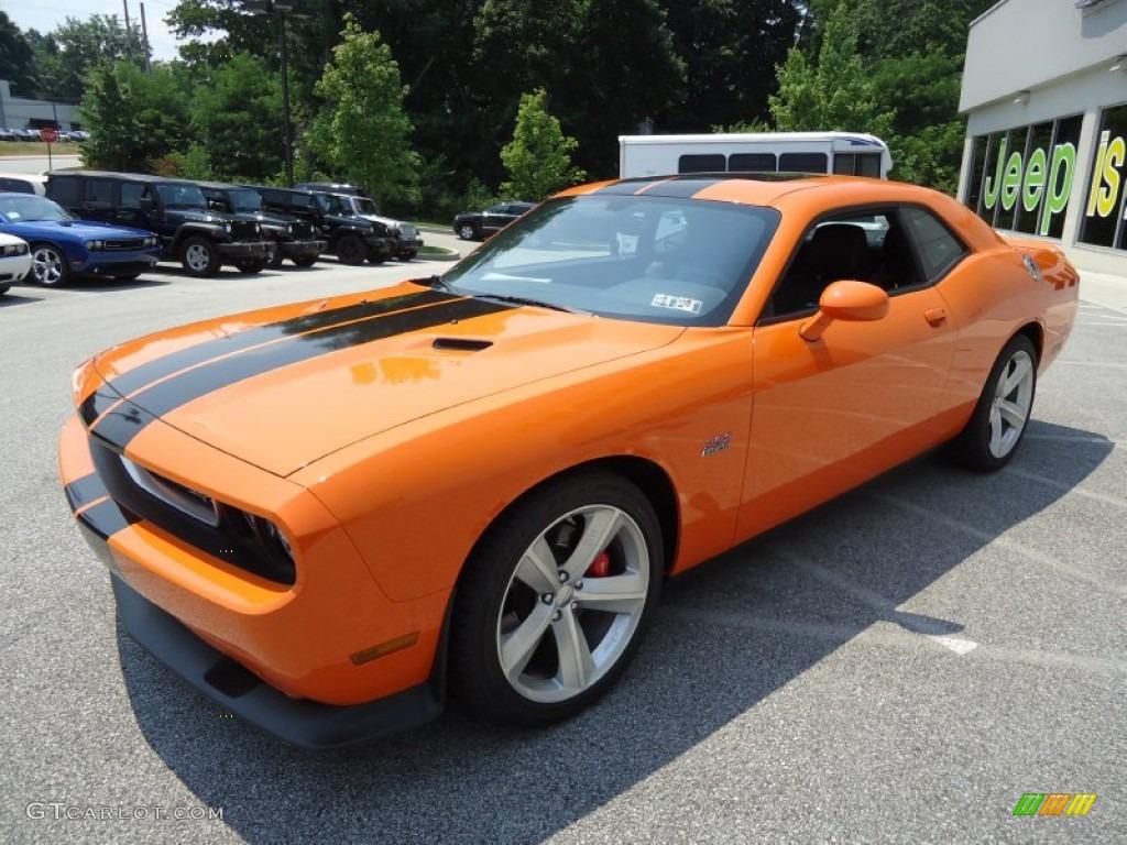 header orange 2012 dodge challenger srt8 392 exterior. Black Bedroom Furniture Sets. Home Design Ideas