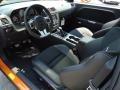 Dark Slate Gray Prime Interior Photo for 2012 Dodge Challenger #68225494