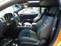 Dark Slate Gray Front Seat Photo for 2012 Dodge Challenger #68225503