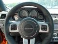Dark Slate Gray Steering Wheel Photo for 2012 Dodge Challenger #68225638