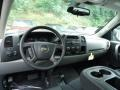 2013 Silver Ice Metallic Chevrolet Silverado 1500 LS Extended Cab 4x4  photo #12