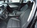 Jet Black/Dark Accents Front Seat Photo for 2013 Chevrolet Volt #68235295