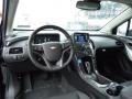 Jet Black/Dark Accents Dashboard Photo for 2013 Chevrolet Volt #68235313
