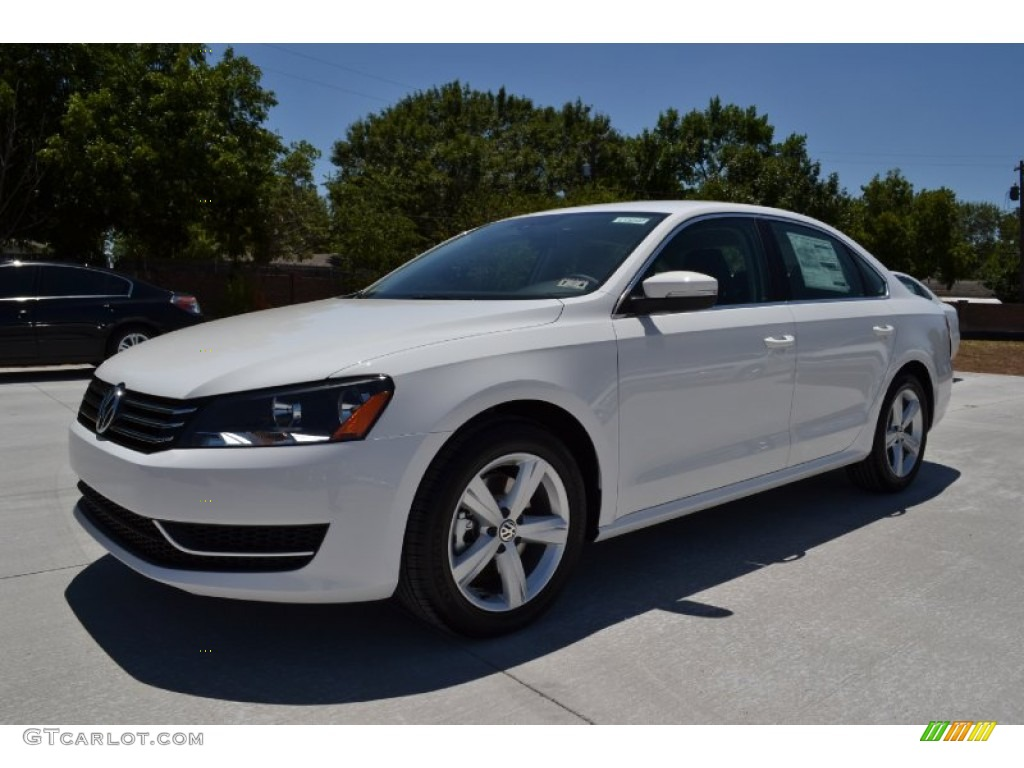 candy white 2013 volkswagen passat 2 5l se exterior photo 68235796. Black Bedroom Furniture Sets. Home Design Ideas