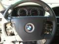 Basalt Grey/Flannel Grey Steering Wheel Photo for 2003 BMW 7 Series #68239762