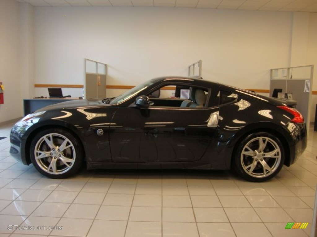 Magnetic black 2009 nissan 370z touring coupe exterior photo 68246251 - Nissan 370z touring coupe ...
