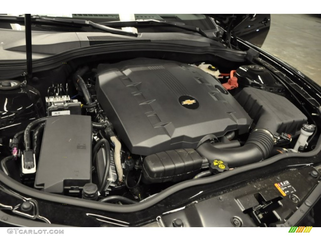 2013 V6 Chevy Camaro Supercharger.html | Autos Weblog