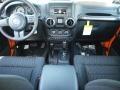 Black Dashboard Photo for 2012 Jeep Wrangler #68253562