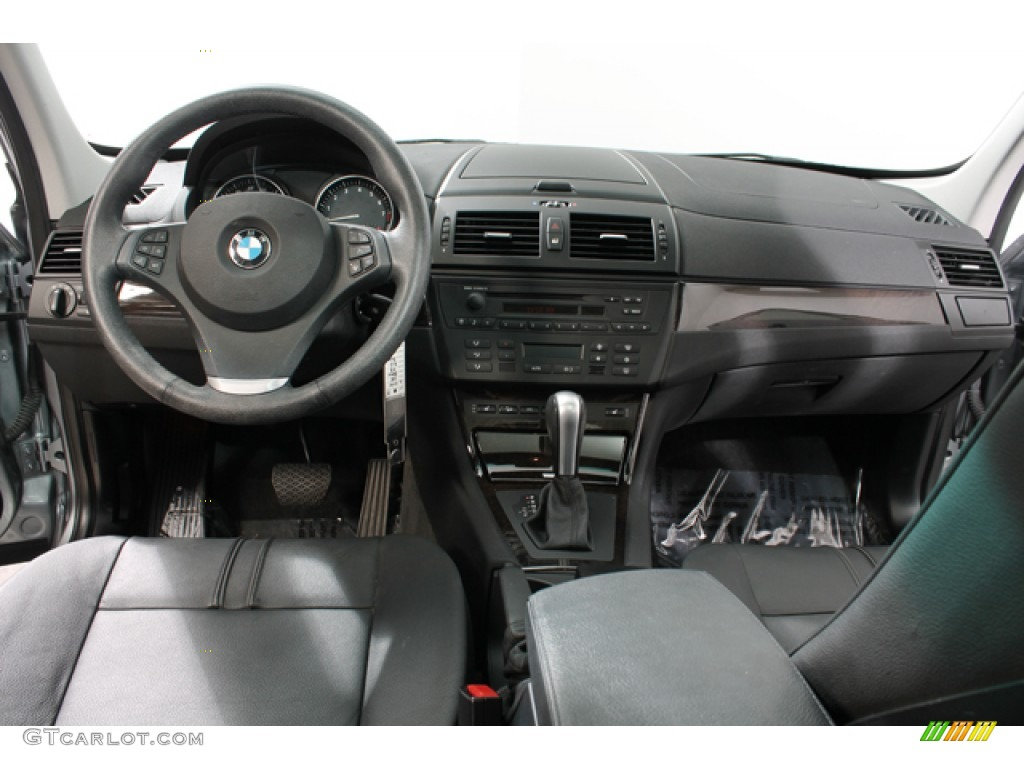 2008 bmw x3 black dashboard photo 68258953. Black Bedroom Furniture Sets. Home Design Ideas