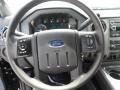 2012 Tuxedo Black Metallic Ford F250 Super Duty XLT Crew Cab 4x4  photo #31