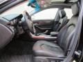 Ebony Front Seat Photo for 2009 Cadillac CTS #68267174