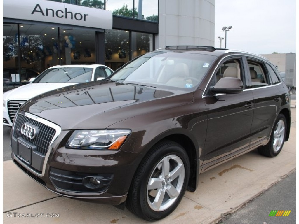 2011 Teak Brown Metallic Audi Q5 2 0t Quattro 68223418