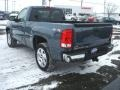 Stealth Gray Metallic - Sierra 1500 SLE Regular Cab 4x4 Photo No. 6