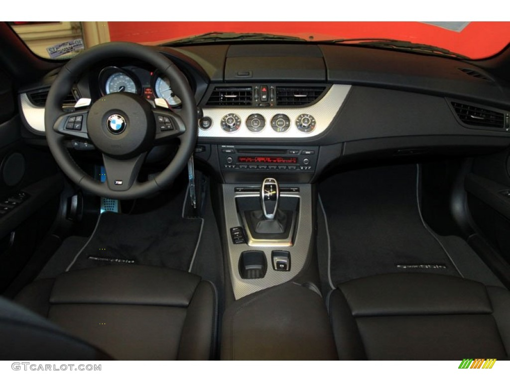 Bmw Z4 Dashboard 2011 Bmw Z4 Sdrive35is Roadster Black