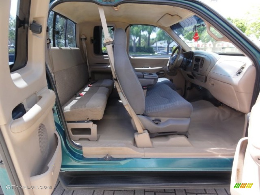 1997 Ford F150 Xlt Extended Cab Interior Photos