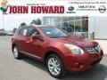 Cayenne Red 2012 Nissan Rogue Gallery