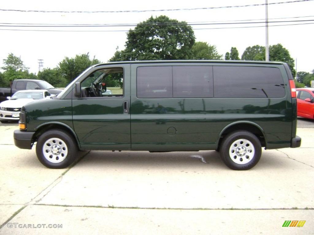 68287621 - 2012 Chevrolet Express Ls 1500