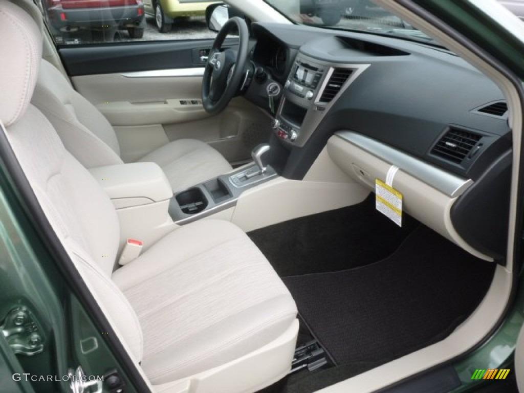 Ivory Interior 2013 Subaru Outback 2.5i Photo #68287679