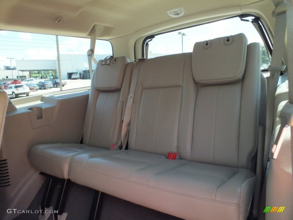 Stone Interior 2007 Ford Expedition El Limited Photo 68288648