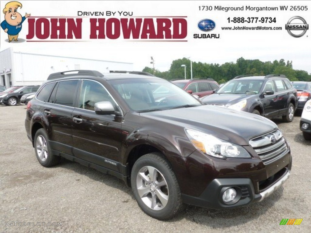 2013 brilliant brown pearl subaru outback 25i limited 68283340 brilliant brown pearl subaru outback vanachro Images