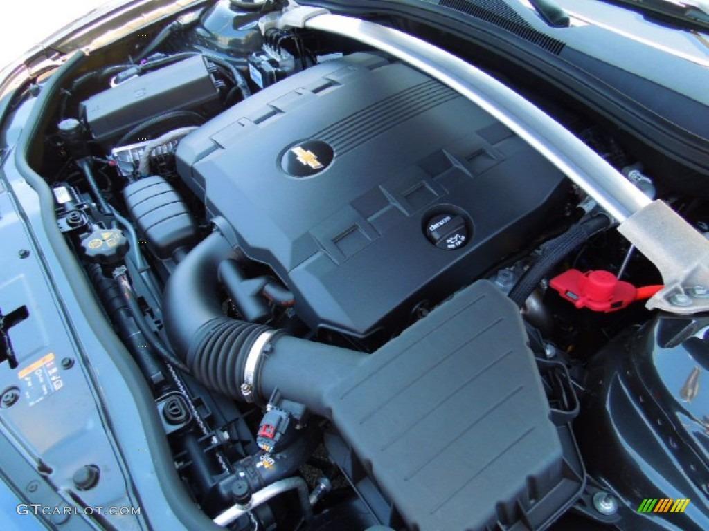 2013 Camaro V6 Supercharger | Autos Weblog