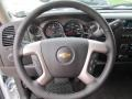 Ebony Steering Wheel Photo for 2013 Chevrolet Silverado 1500 #68294669