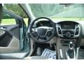 2012 Frosted Glass Metallic Ford Focus SEL 5-Door  photo #12