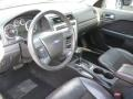 Charcoal Black 2007 Ford Fusion Interiors