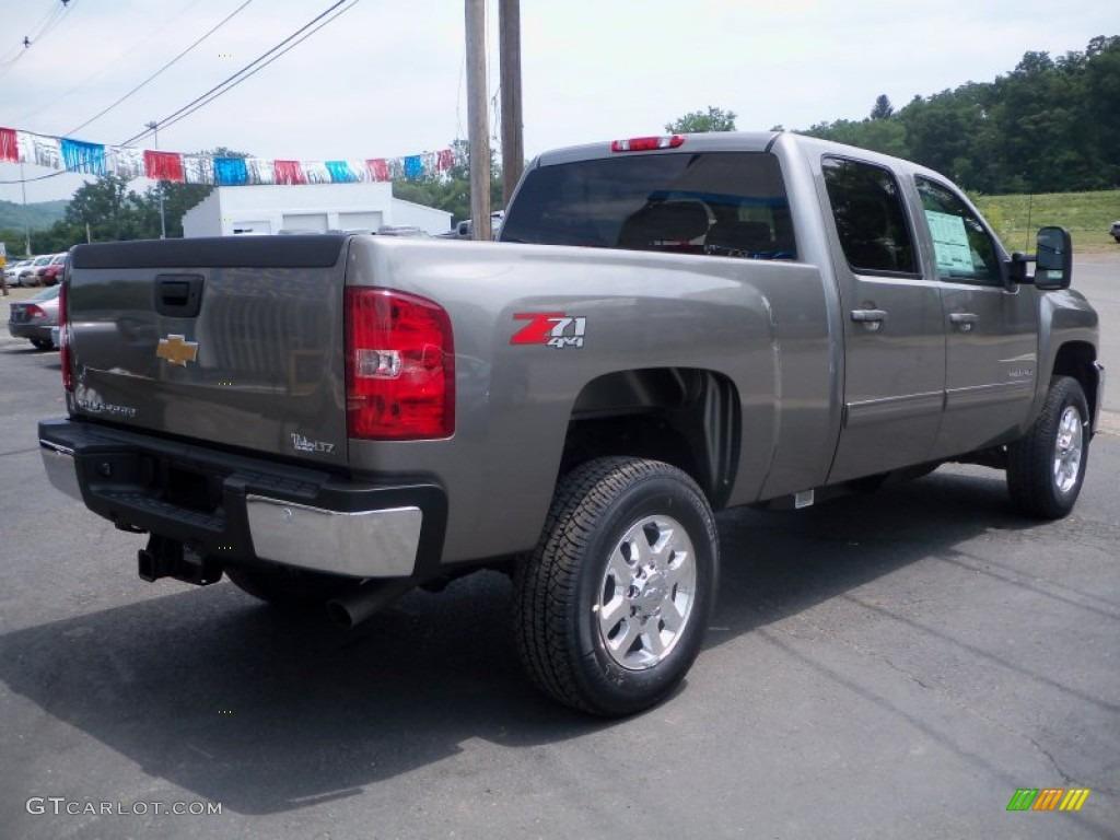 2012 Chevy Silverado 2500