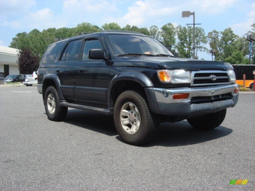 1998 Black Toyota 4runner Limited 4x4 68282954 Gtcarlot Com Car Color Galleries