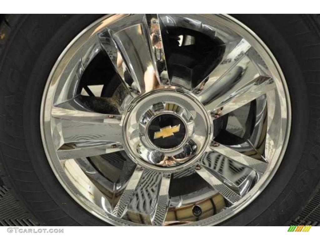 2013 Chevrolet Silverado 1500 LTZ Crew Cab 4x4 Wheel Photo #68314820