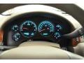 2013 Chevrolet Silverado 1500 LTZ Crew Cab 4x4 Gauges
