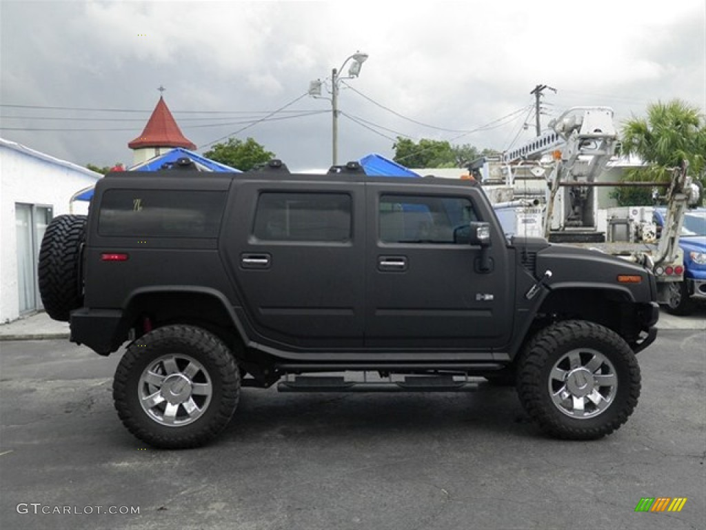 black 2007 hummer h2 suv exterior photo 68320952. Black Bedroom Furniture Sets. Home Design Ideas