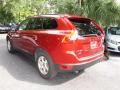 2010 Maple Red Metallic Volvo XC60 3.2  photo #3